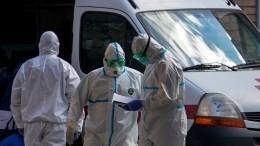 Еще 47 человек сдиагнозом коронавирус скончались вМоскве