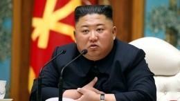 УКремля нет информации осостоянии здоровья Ким Чен Ына— Песков
