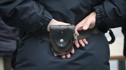 Агрессивный 83-летний дедушка скосой гонялся заполицейскими под Ростовом