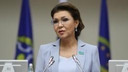 Прекращены депутатские полномочия дочери Нурсултана Назарбаева
