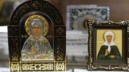 Священник ожизни ичудесах Матроны Московской вДень памяти Святой