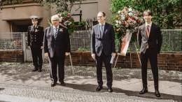 Церемония вчесть 75-летия капитуляции войск вермахта прошла вБерлине