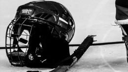 Скончался 13-летний капитан следж-хоккейной петербургской команды «Red Rocket»