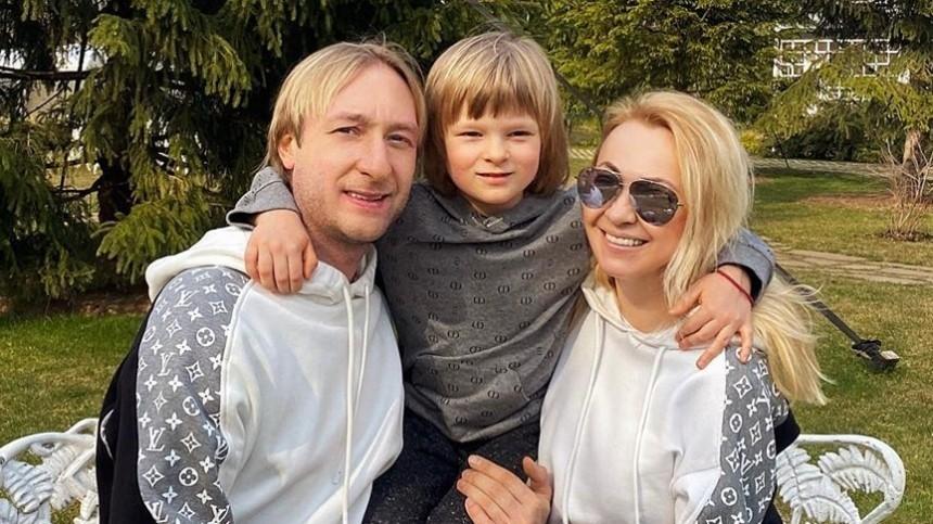 Рудковская хочет подать всуд наСМИ заслухи онарушениях впсихике еесына