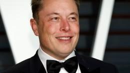 Основатель Space X Илон Маск стал отцом вшестой раз