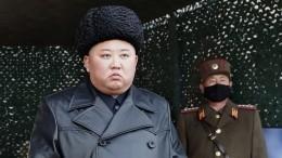 Путин наградил Ким Чен Ына юбилейной медалью Победы