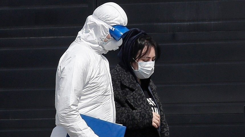 ВРоссии засутки 1770 человек вылечились откоронавирусной инфекции