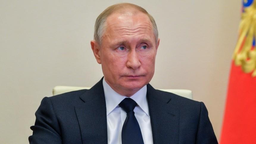 Путин выразил соболезнования родным генконструктора РКК «Энергия» Микрина
