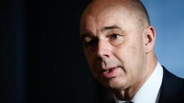 Силуанов считает приемлемой для России нефть за$10