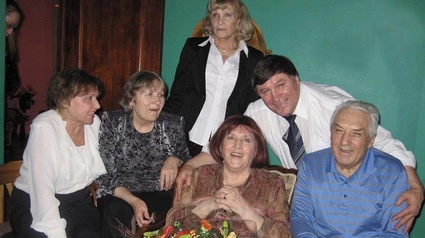 Скончался младший брат Нонны Мордюковой
