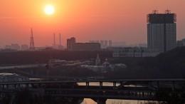 США смоделировали сброс термоядерной бомбы наМоскву