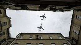 Генеральные репетиции воздушных парадов прошли вроссийских регионах