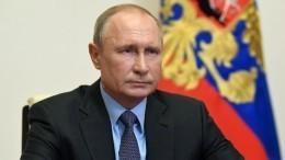 Путин добавил электрички иводный транспорт всписок пострадавших отраслей
