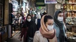 Мощное землетрясение произошло возле столицы Ирана. Есть погибший ираненые
