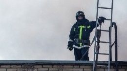 Два человека погибли при пожаре натурбазе вТомской области