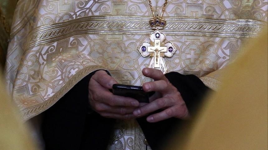 ВОренбуржье священника арестовали поподозрению всовращении детей