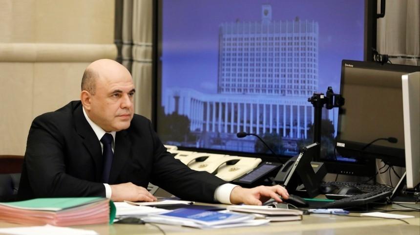 Мишустин проконтролирует исполнение поручений Путина поподдержке ветеранов