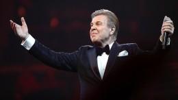 После болезни Лещенко проведет первый концерт вметро