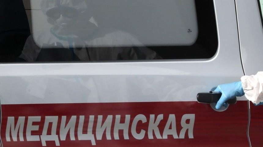 ВЕкатеринбурге пенсионерку скоронавирусом врачи бросили возле дома