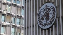 ВВОЗ объяснили рост числа заражений коронавирусом вРоссии