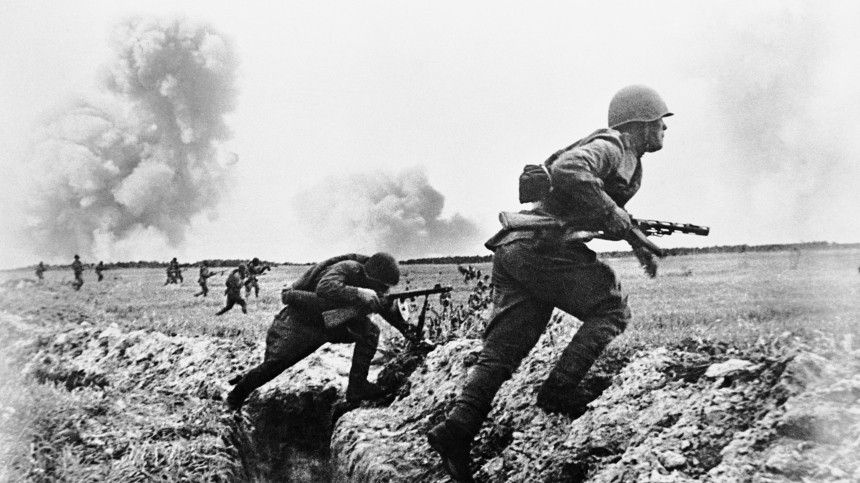 Росстат подсчитал потери населения РСФСР вгоды Великой Отечественной войны