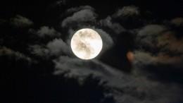 Ученые пересмотрели главную теорию возникновения Луны