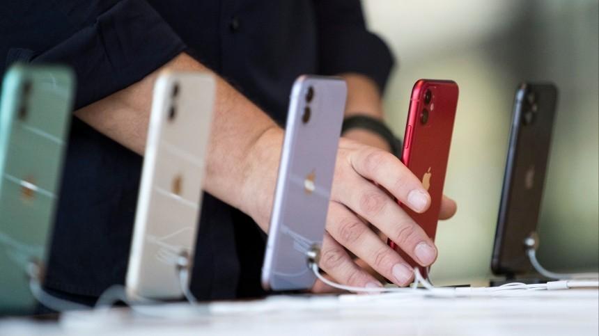 Какие смартфоны стали самыми продаваемыми в2020 году?