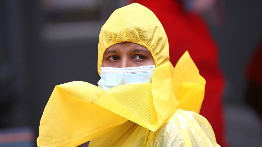 Коронавирус вРоссии имире: актуальные данные на10мая