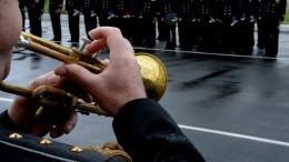 Выпуск офицеров для ВМФ РФсостоялся вТихоокеанском военно-морском училище