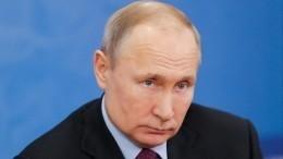 Путин рассказал о«пробирающей дослез» картине оВеликой Отечественной войне