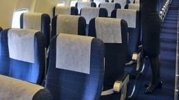 Пассажиры рейса Якутск— Санкт-Петербург устроили драку прямо наборту самолета