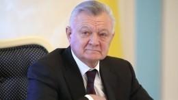 Умер экс-губернатор Рязанской области Олег Ковалев