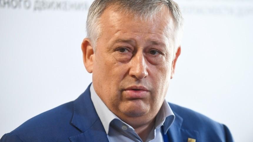 Губернатор Ленобласти рассказал, как переболел коронавирусом