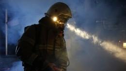 Двое взрослых иребенок сгорели вмаленьком садовом домике вКирове