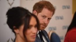 Почему Меган? Экс-дворецкий принцессы Дианы раскрыл тайну женитьбы принца Гарри