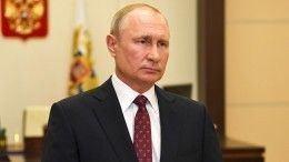Что Владимир Путин сказал вобращении 11мая: основные тезисы имеры поддержки