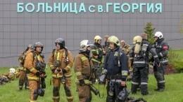 Загоревшиеся вМоскве иПетербурге аппараты ИВЛ были произведены наодном заводе