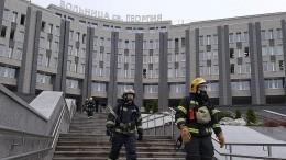 Сильное задымление игарь: пациент петербургской больницы рассказал опожаре
