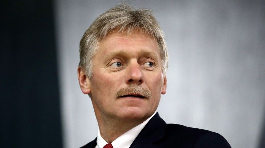 Пресс-секретарь президента Песков заявил, что лично контактировал сПутиным больше месяца назад