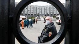 Глава Петербурга пообещал наградить медиков больницы Святого Георгия загероизм