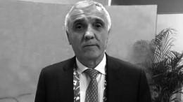 Скончался главный тренер сборной России поженской борьбе Алиомаров
