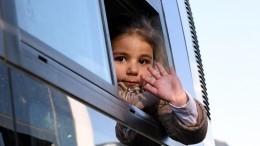 Сирийские беженцы рассказали оборьбе завыживание влагере Эр-Рукбан