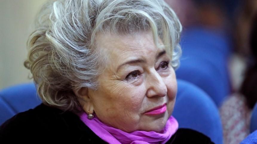 «Меня никто неслышит»: Тарасова пожаловалась наотсутствие работы
