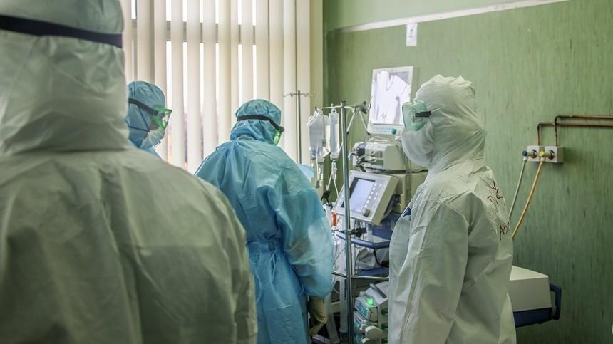 Работающим скоронавирусными больными медикам будут доплачивать от50-80 тысяч рублей