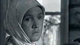 Умерла актриса изфильма «Азори здесь тихие» Алла Мещерякова