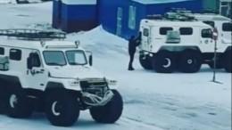 Подробности жуткой трагедии, где экскаваторщик засыпал снегом детей наЧукотке