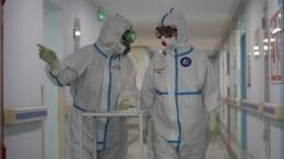 Возведенный всжатые сроки госпиталь сновейшим оборудованием открылся вПетербурге