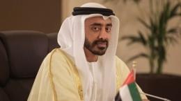 ВРФПИ опровергли гибель главы МИД ОАЭ врезультате теракта