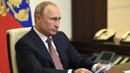 Путин заявил оналичии уРоссии оружия, которого нет ниукого вмире