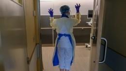 Бельгийские медики устроили «коридор позора» премьеру заигнорирование пандемии